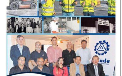 Suplemento Diario la Estrella de Arica destaca el aniversario Nº65 de nuestra asociación