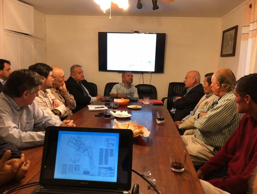 Asinda entregó observaciones a Plan Regulador  con propuesta de Parque Metropolitano